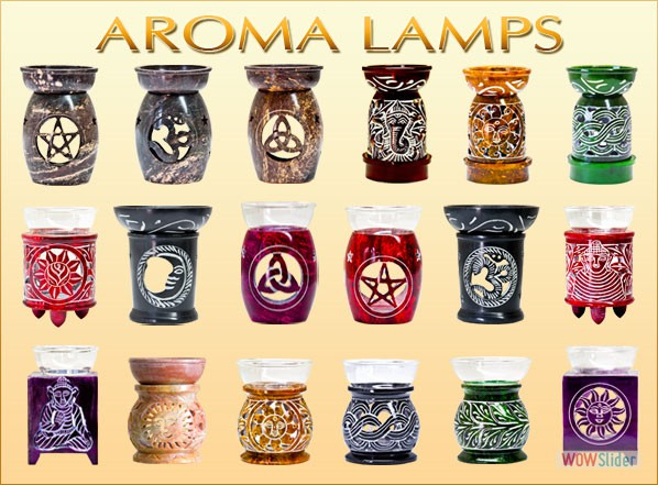 Aroma Lamps