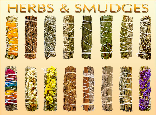 Herbs & Smudges